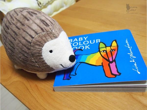 リサ・ラーソンのハリネズミと本