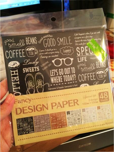 セリア折り紙