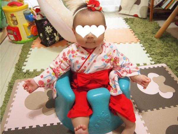 2015年3月の娘