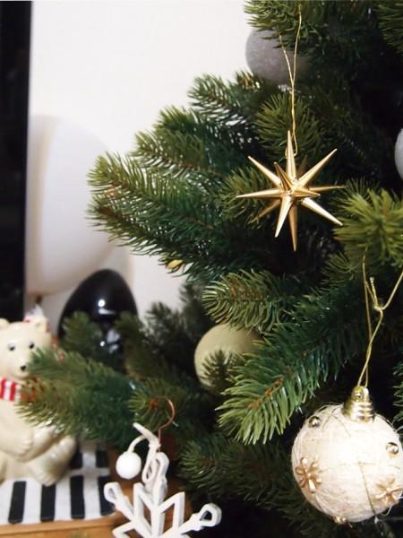 枝とベツレヘムの星